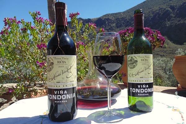 Tondonia Weine, Reserva 2003