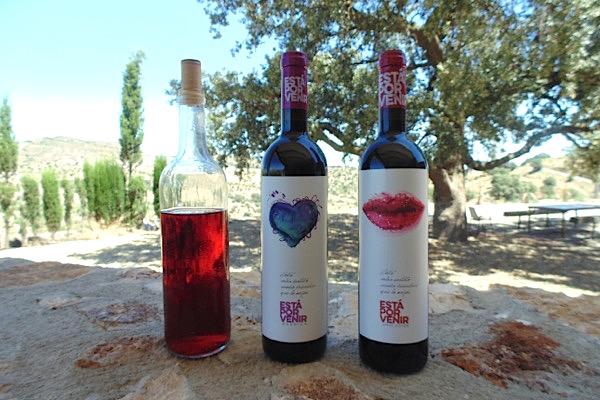 Drei Weine von Bodegas Palomillo