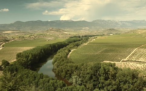 Ebro in Rioja