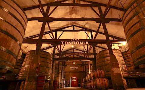 Keller von Vina Tondonia, Lopez de Heredia