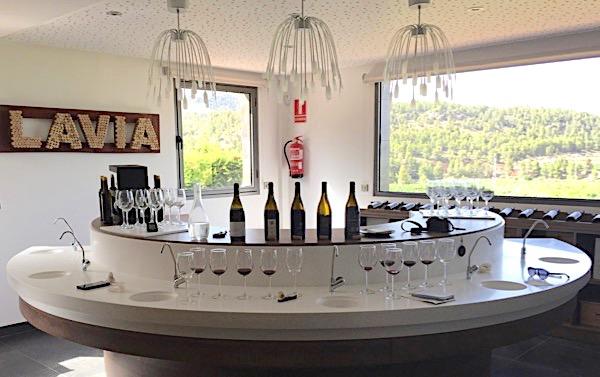 Tasting Room Lavia