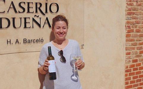 Almudena Alberca, Master of Wine