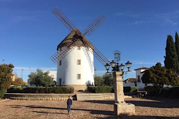 Windmühle Valdepenas