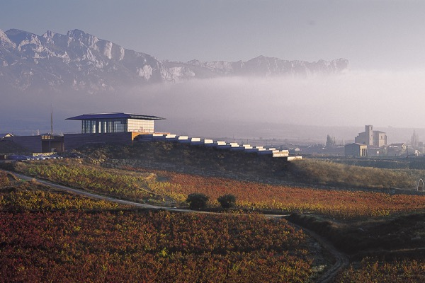 Bodegas Baigorri in Rioja Alavesa