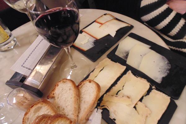 Käsevariationen von mild bis würzig-pikant