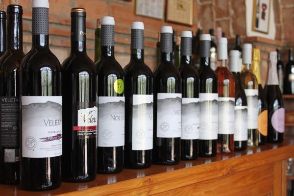 Veleta Wines von Dominio Buenavista