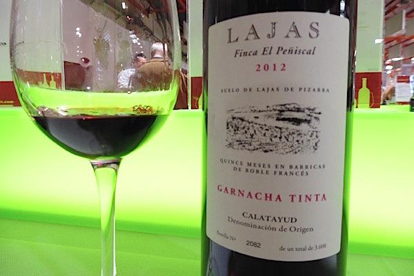 Fenavin: Lajas aus Calatayud