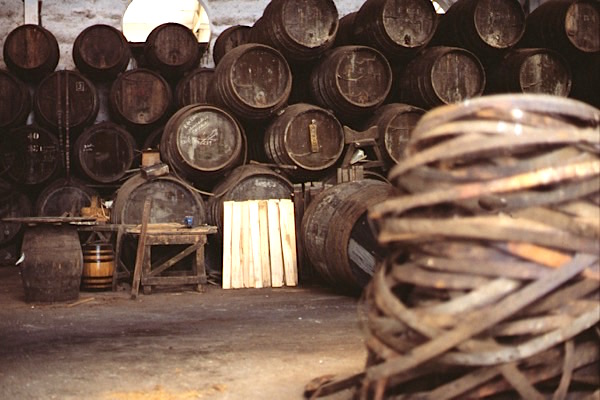 Sherry-Fässer, Bodegas Barbadillo