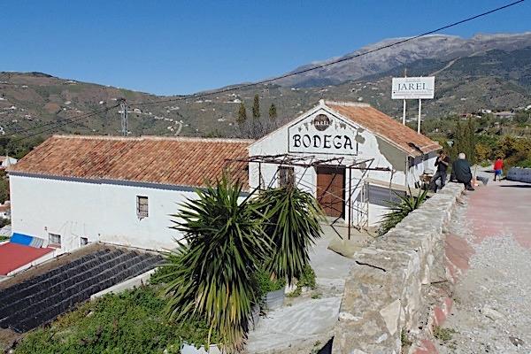 Bodegas Almijara, Vinos Jarel