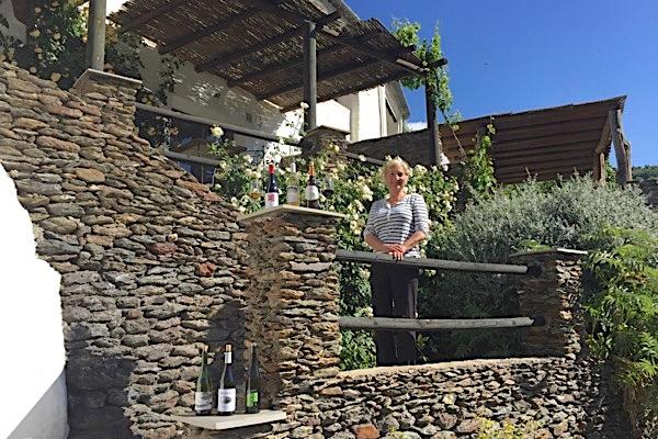 Internationale Weinwoche: Gastgeberin Anne Hunt in Casa Ana