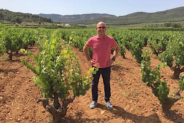 Sebastian, Wine maker