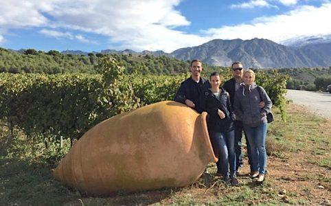 Weintour in Andalusien, unsere Gäste aus der Schweiz