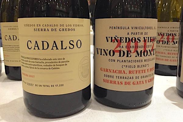 Weine von Peninsula Viticultores