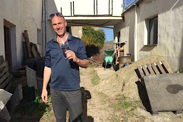 Blogger mit altem Wein