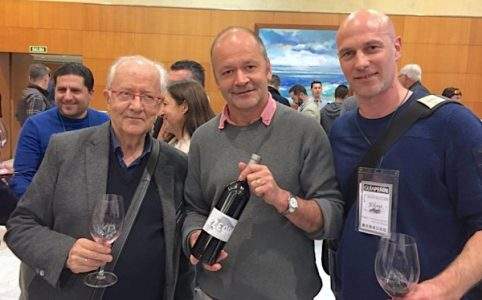 Jose Penin, Martin Kieninger, Thomas Götz