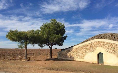 Lage Finca El Romeral in La Mancha