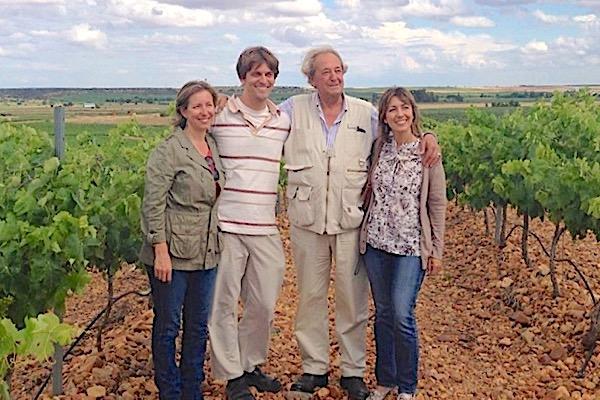 Bodegas Coloma ist ein Familienweingut, in zweiter Generation geführt