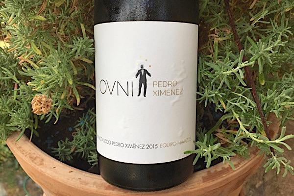 Ovni PX 2015. Klasse Wein