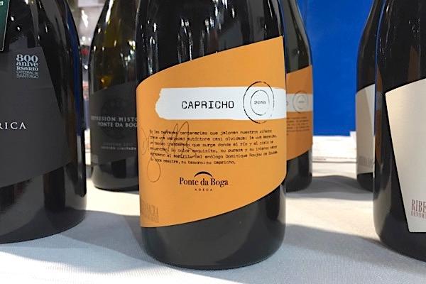 Capricho de Merenzao 2016 - sehr guter Wein