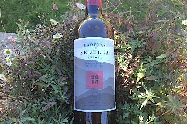 Sedella Vinos. Saftiger Amphorenwein.