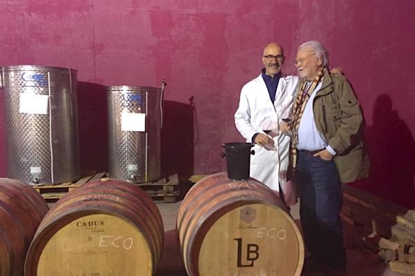 Peter Hilgard und César Ortega von Los Barrancos