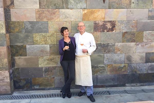 Clara Verheij und Andre Both von Bodegas Bentomiz