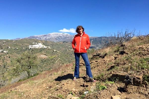 Clara Verheij keltert in der Axarquia überragende natürliche Süßweine