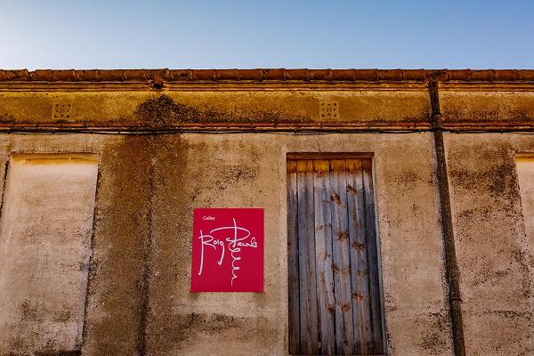 Die alte Kellerei von Roig Parals in der Ortschaft Mollet de Peralada
