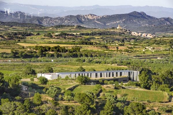 Weingut Herència Altés in der katalanischen DO Terra Alta