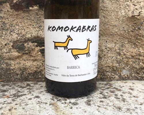 Komokabras Barrica, Entre Os Rios