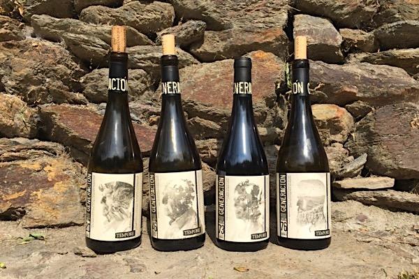 Rotweine der Generación-Reihe aus Garnacha und Tempranillo