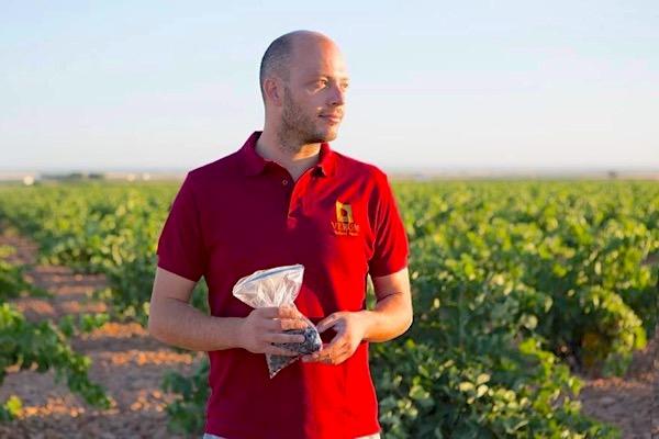 Elias López, Weinmacher von Bodegas Verum