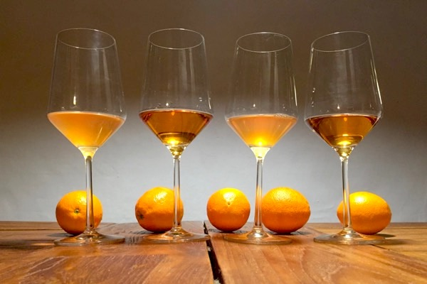 Diverse Orange Wine