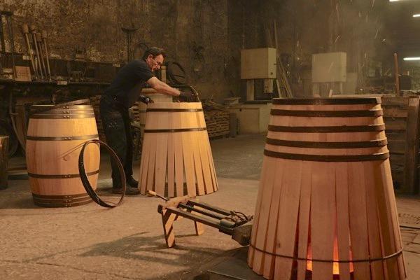 López de Heredia Viña Tondonia ist, soweit mir bekannt, eines von nur zwei spanischen Weingütern, die noch eine Küferei unterhalten.