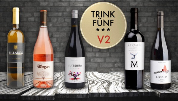 Trink Fünf Wine Up