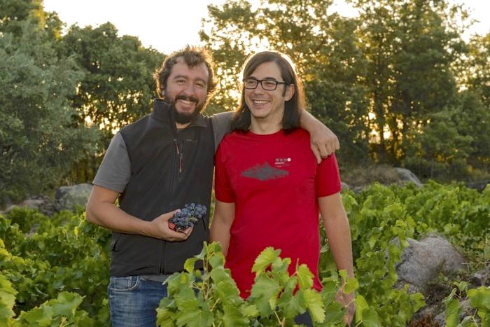 Daniel Landi und Fernando Garcia von Comando G.